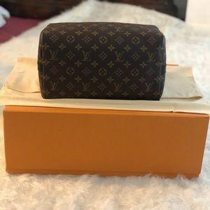 Louis Vuitton Bags - LOUIS VUITTON My World Tour Speedy Bandouliere 30